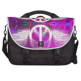 Harmony peace and hope for the human world laptop computer bag