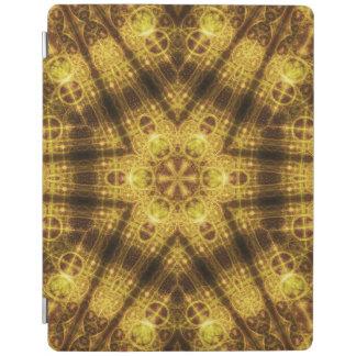 Harmony Seal Mandala iPad Cover