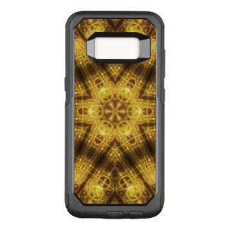 Harmony Seal Mandala OtterBox Commuter Samsung Galaxy S8 Case