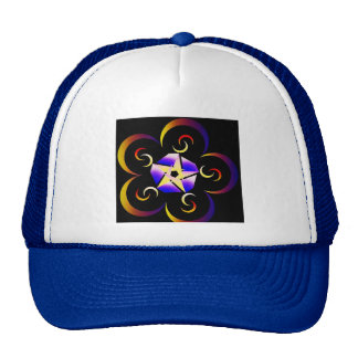 Harmony star trucker hat