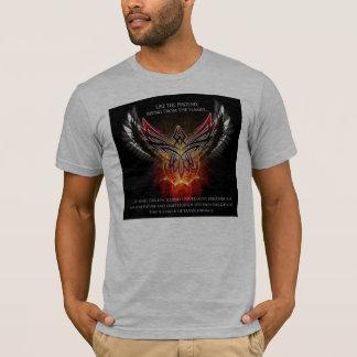 harmony-techno-tribal-phoenix T-Shirt