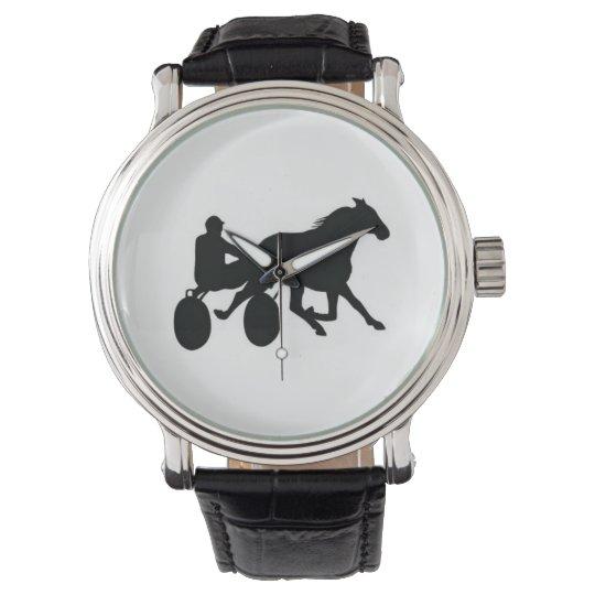 Harness Racing Logo Stylish Watch! Watches