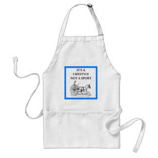 harness racing standard apron