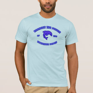 Harness the Power of the Bottlenose Dolphin T-Shirt