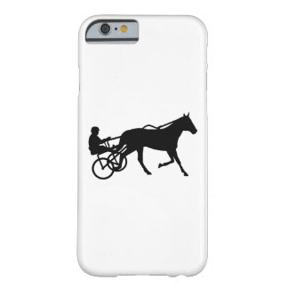 Harness trotting race barely there iPhone 6 case