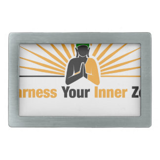 Harness Your Inner Zen Belt Buckle