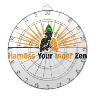 Harness Your Inner Zen Dartboard