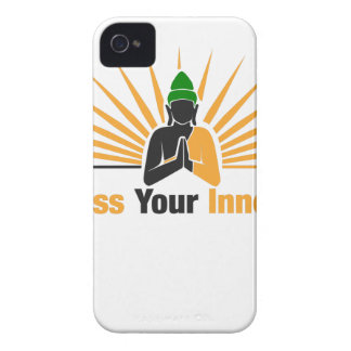 Harness Your Inner Zen iPhone 4 Case-Mate Cases