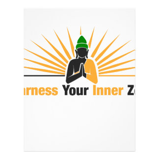 Harness Your Inner Zen Letterhead
