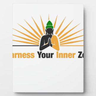 Harness Your Inner Zen Plaque