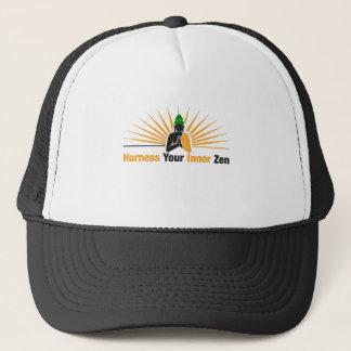 Harness Your Inner Zen Trucker Hat