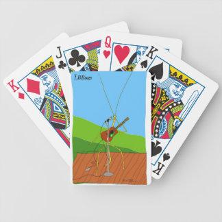 Harold Bicycle Playing Cards