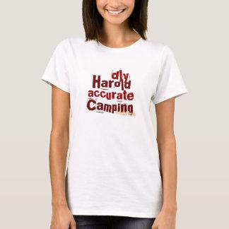 Harold Campin hardly accurate preiciton T-Shirt