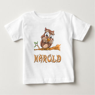 Harold Owl Baby T-Shirt