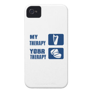 harp is my therapy iPhone 4 covers