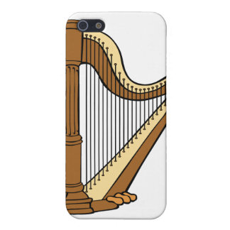 Harp Music iPhone 5/5S Cover