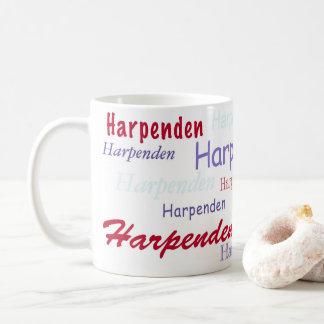 Harpenden Harpenden Harpenden, the real deal Coffee Mug