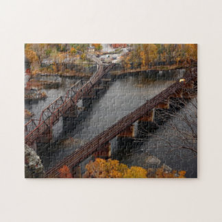 Harpers Ferry in the Fall Puzzles
