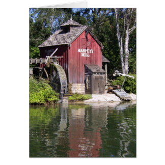 harpers mill card