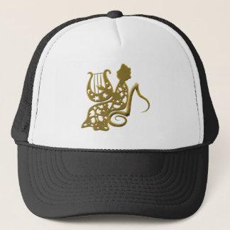 Harpist Trucker Hat