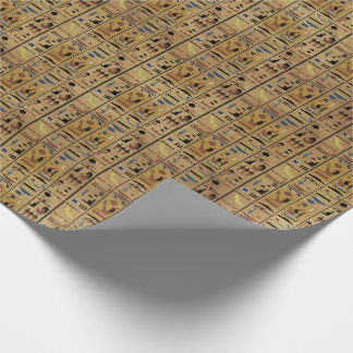Harpist Wrapping Paper