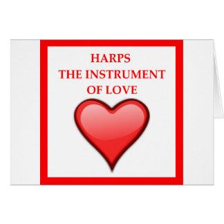 HARPS CARD