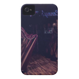 Harps in shadow Case-Mate iPhone 4 case