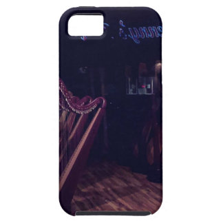 Harps in shadow iPhone 5 case