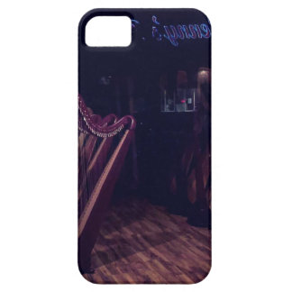Harps in shadow iPhone 5 cover