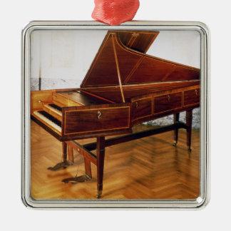 Harpsichord belonging to Franz Joseph Haydn Metal Ornament