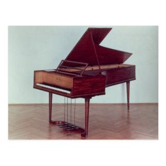 Harpsichord belonging to Ludwig van Beethoven Postcard