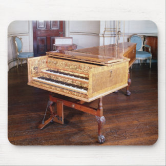 Harpsichord, by Jacob Kirckman, English, 1766 Mouse Pad