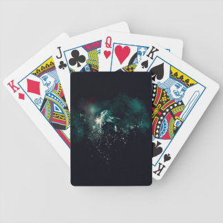 Harpy Eagle Bicycle Playing Cards