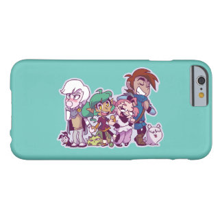 Harpy Gee Friends and Pets! Barely There iPhone 6 Case