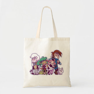 Harpy Gee Friends and Pets! Tote Bag