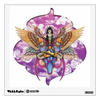 Harpy goddess wall decal