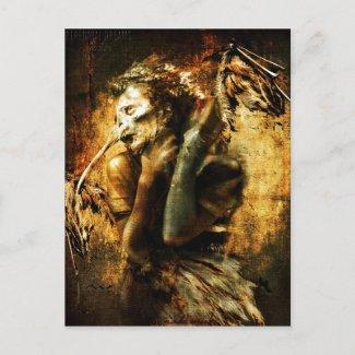 Harpy Postcards