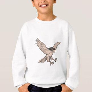 Harpy Swooping Tattoo Sweatshirt