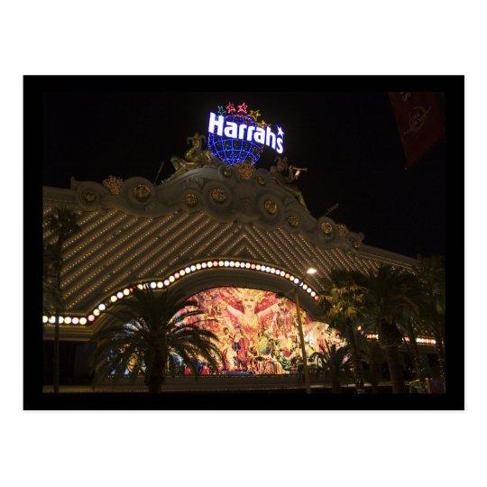 Harrah's Las Vegas Photo Postcards