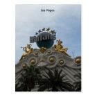 Harrah's Las Vegas Postcard