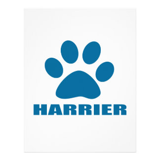 HARRIER DOG DESIGNS LETTERHEAD
