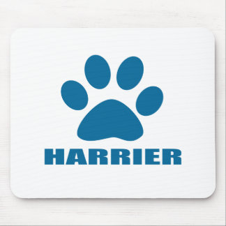 HARRIER DOG DESIGNS MOUSE PAD