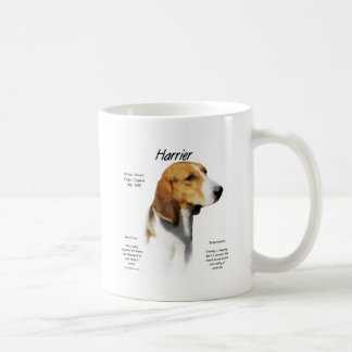 Harrier History Design Coffee Mug