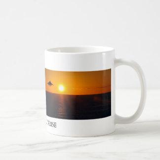 """HARRIER SUNRISE"" CLASSIC WHITE COFFEE MUG"