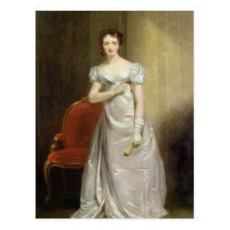 Harriet Smithson (1800-54) as Miss Dorillon, c.182 Postcard