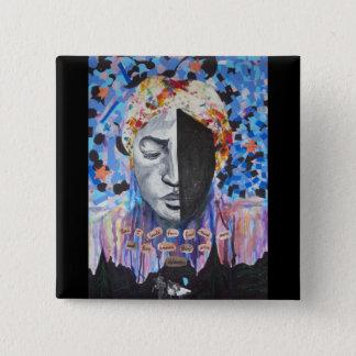 Harriet Tubman -Black History Button