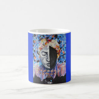 Harriet Tubman Collage Mug