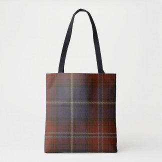 Harris Clan Tartan Tote Bag