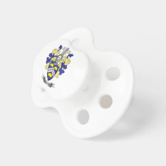 Harris Coat of Arms Baby Pacifiers
