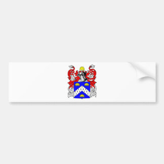 Harris Coat of Arms Bumper Stickers